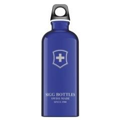 Bottiglia Swiss Emblem Blue 0,6 lt
