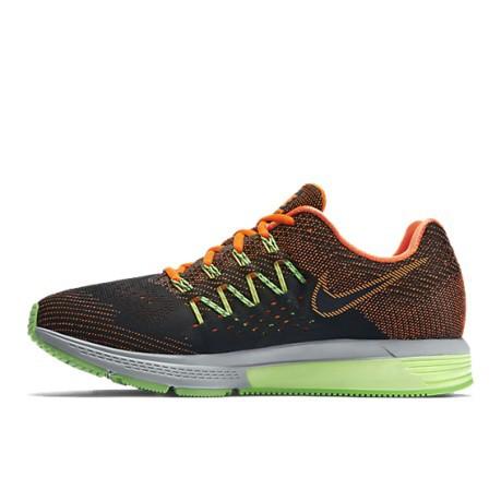 Scarpa Uomo Air Zoom Vomero 10 Nike verde arancio