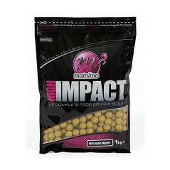 Boilies High Impact High Leakage Pineapple 15 mm 1 kg