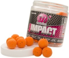 Boilies High Impact Pop Ups 50/50 Fruit-Tella 15 mm