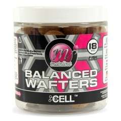 Boilies Balanced Wafters Cell 18 mm
