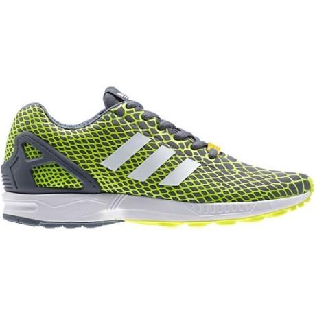 new products e34b3 b6180 Shoes mens ZX Flux Techfit