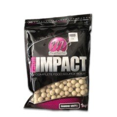 Boilies High Impact Diamond White 15 mm