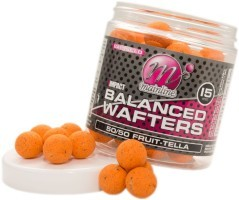 Boilies Hi Impact Balanced Wafter 50/50 Fruit-Tella 15 mm