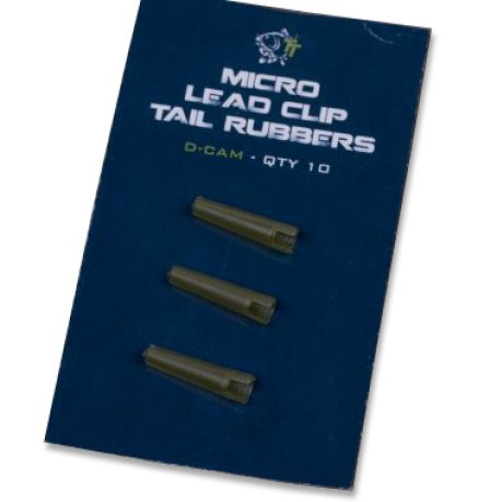 Tappi Micro Lead Clip Tail Rubber