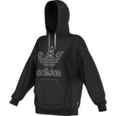 Felpa Donna New 3Foi Logo Hoodie