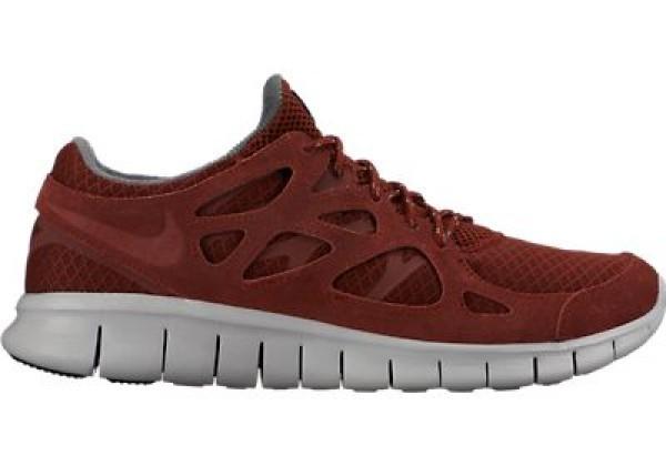 9020156096f1 Mens Shoes Nike Free Run 2 colore Red - Nike - SportIT.com
