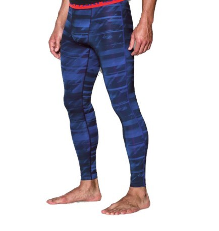 Fuseaux uomo Armour HG Legging Printed