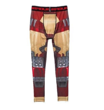 Fuseaux uomo Iron Man 2 Compression