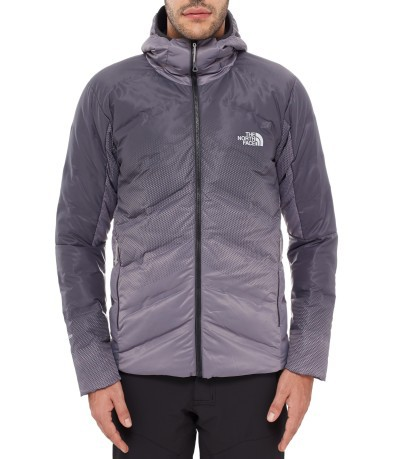 Giacca uomo Fuseform Hooded Down