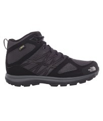 Mens zapatos de Trekking Litewave Mid Goretex