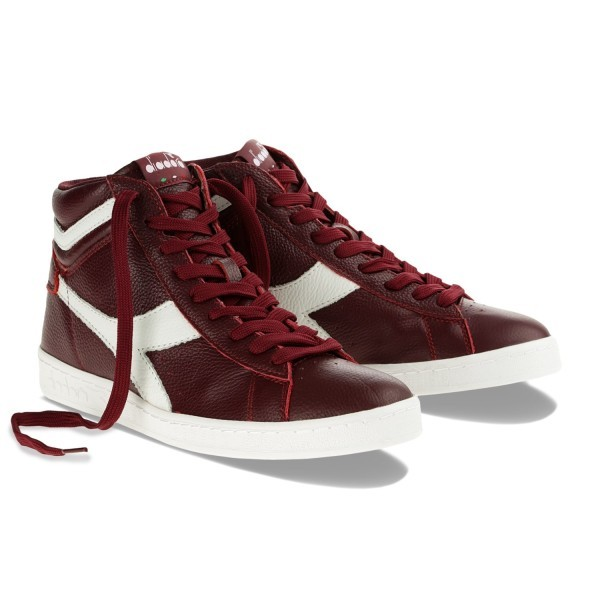 Mens Shoes Game L High Waxed Paper