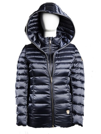 Damen Daunenjacke Mountain Down Hd Shiny qVpSUzM