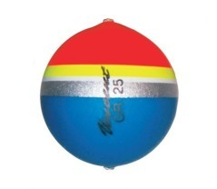 Galleggiante sfera siluro 30 gr