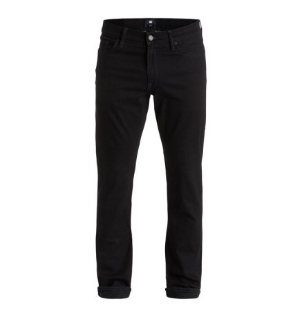 Jeans Bambino Worker Slim By colore Black - Dc Shoes - SportIT.com 7ca2f3db90