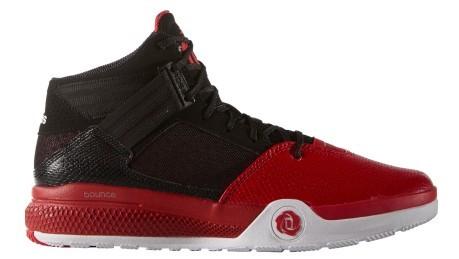 1b77cab83fac Shoe Basketball D Rose 773 IV colore Black Red - Adidas - SportIT.com