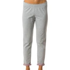 Pantalone Donna Strech Con Risvolto