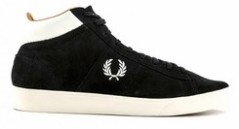 Spencer Mid Suede