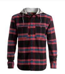 Camicia Uomo Hood Up LS