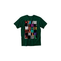 T-Shirt Uomo Checker Blaster