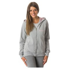 Hoody Ladies Stretch Full Zip