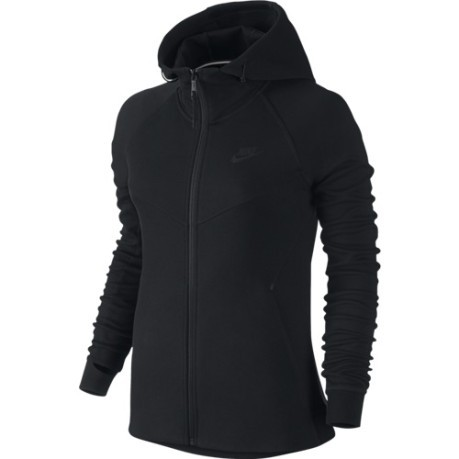 l'ultimo 73807 d574b Felpa donna Nike Tech Fleece Hoodie