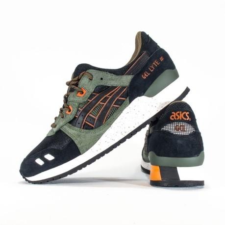 Lyte Vert Mens Gel Colore Trail Iii Chaussures Noir Winter Pack E1AwqPv