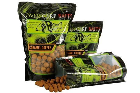 Boilies Caramel Coffee 20 mm