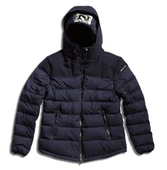 Jacket Newbury Down blue