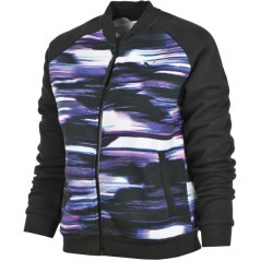 Felpa Blurred Bomber Sweat