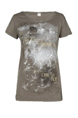 T-Shirt  Fiammata Stampa