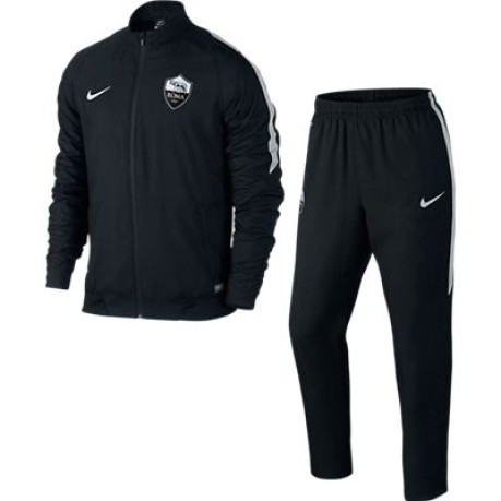 NIKE MEN BLACK TRACKSUIT