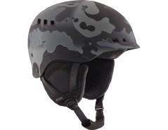 Casco snowboard uomo Talan Ski Helmet grigio e nero