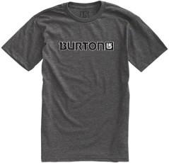 T-Shirt Uomo Logo Horizontal grigio