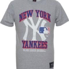T-Shirt Uomo Keatsgrigio