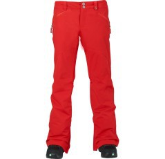 Pants Snowboard Society Red