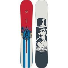Tavola Snowboard Uomo Easy Livin blu-rosso