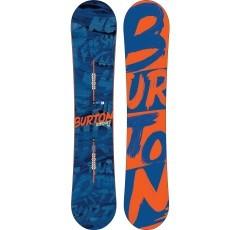 Tavola Snowboard Uomo Ripcord Flat blu rosso