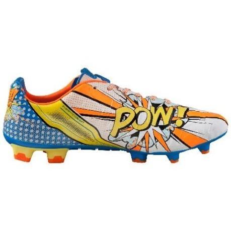 c97bf9662 Puma. Kids Football boots Evopower 4.2 Pop FG. 1 recensioni. Evopower 4.2  Pop AG white orange