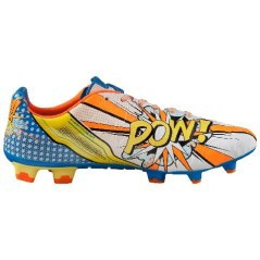 EvoPower 1.2 Graphic Pop bianco arancio