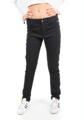 Pantalone Heritage 5 Tasche nero