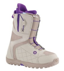 Boot Women's Mint SZ grey purple