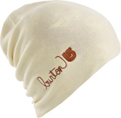 Cappello Donna Beanie Belle bianco marrone
