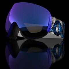 Maschera Open Electra Blu