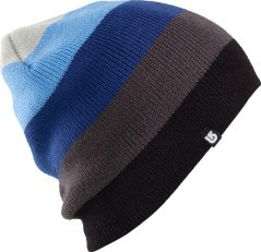 Cappello Uomo Beanie Serviced nero blu