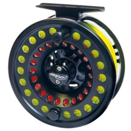 Mulinello switch black reels