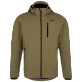 Wind jacket men Hood Softshell black