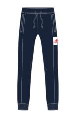 Pantalone Uomo LPM BIG Logo blu rosso