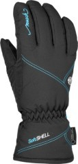 Ski gloves Woman Sarina GTX black