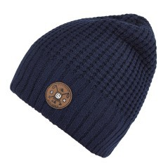 Cappello bambinoB Long blu